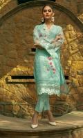 azure-embroidered-luxury-formal-kurti-2019-3