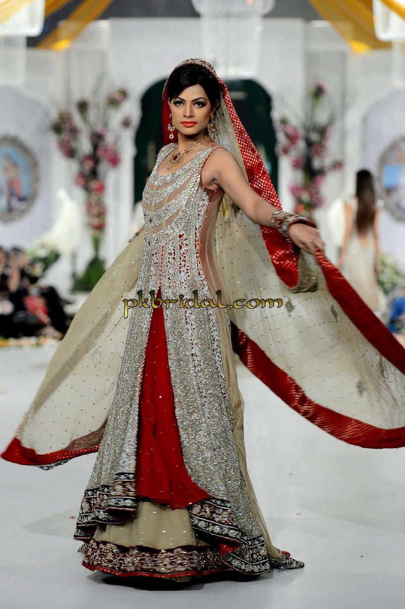 Designer bridal dresses latest pakistani wedding dresses for Cheap pakistani wedding dresses