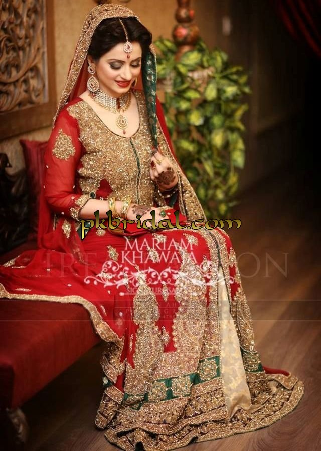 red-hot-embellished-bridal-suit