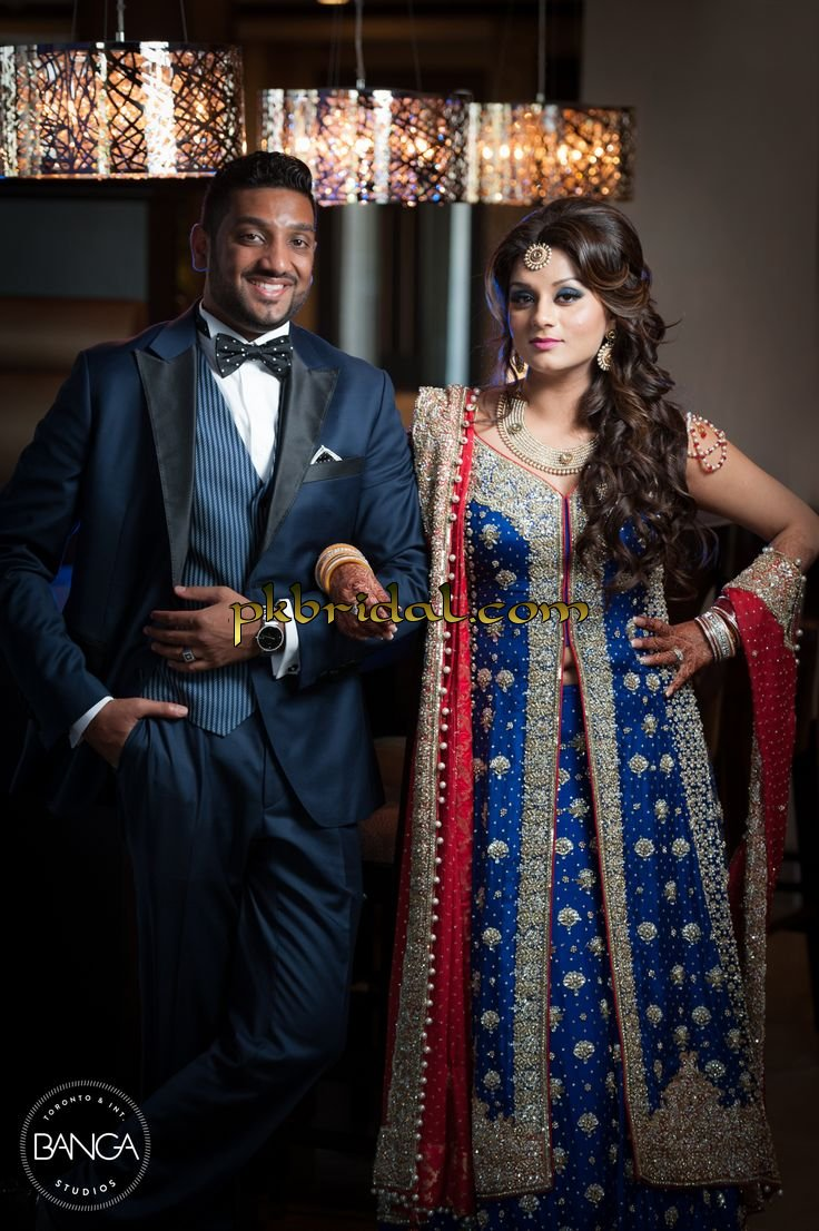 Wedding Gift For Bride And Groom Online India : bride-and-groom-dresses-for-june-2015-7