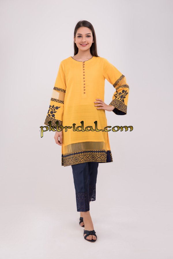 5a6317f01f Dhanak Casual Pret Collection 2019