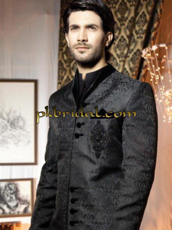 Wedding Sherwani | Pakistani Wedding Dressess | Party Dresses ...