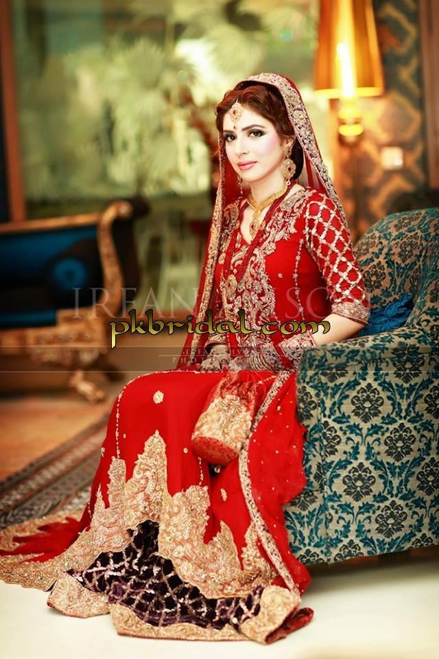 Best wedding dresses in pakistan