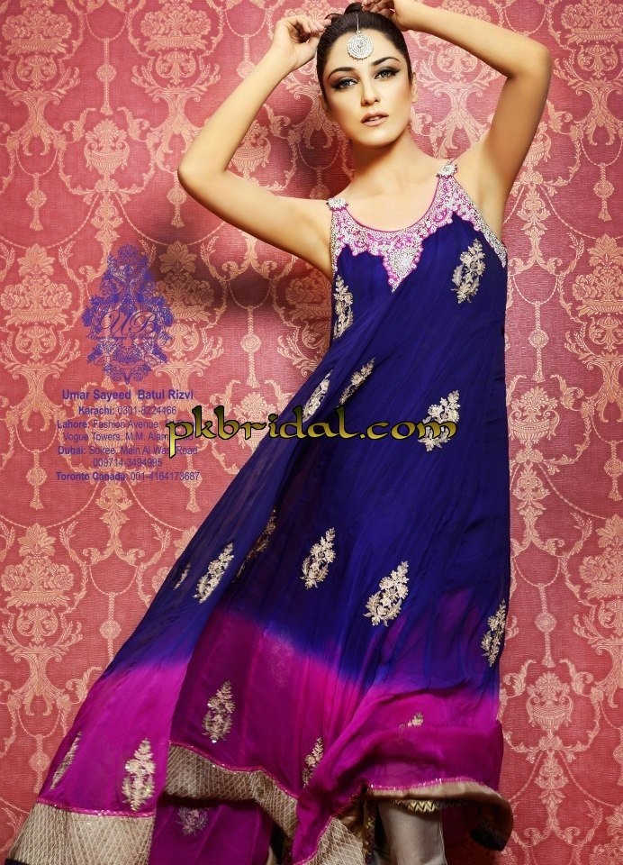 Party wears pakistani wedding dressess party dresses for Pakistani dresses for wedding parties