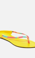 yellow-foam-sole-sandals