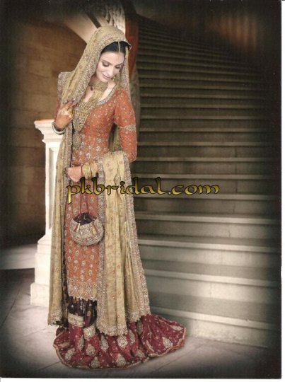 Golden gharara