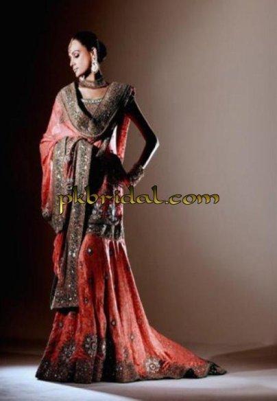 Bridal Gharara