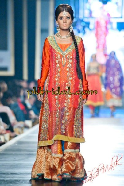 Bridal Wear Gharara