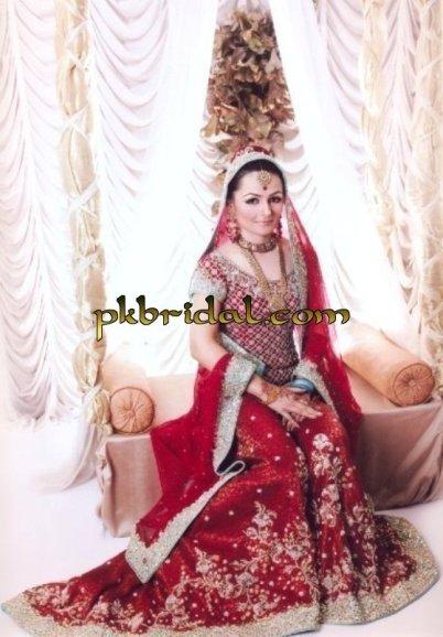 Asian Bridal Lehenga