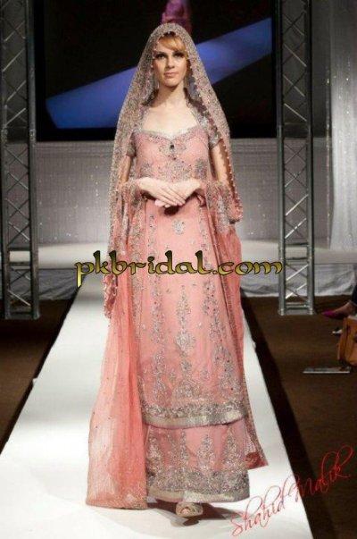Stylish Bridal Lehenga