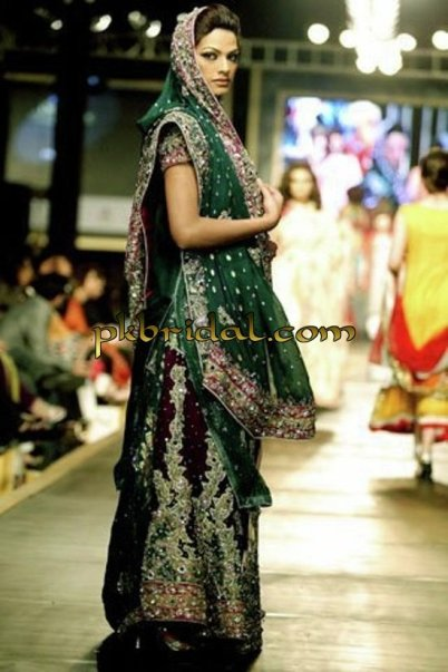 Formal Bridal Lehenga