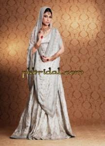 Traditional Bridal Lehenga