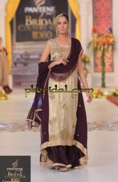 Stylish Bridal Sharara