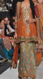 Bridal Wear Sharara