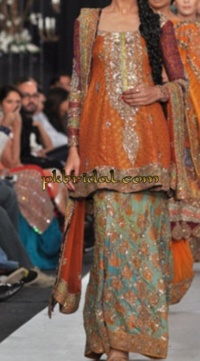 Bridal Wear Sharara