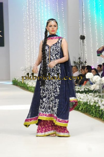 Latest Bridal Sharara