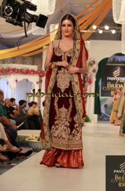 Heavy Bridal Sharara