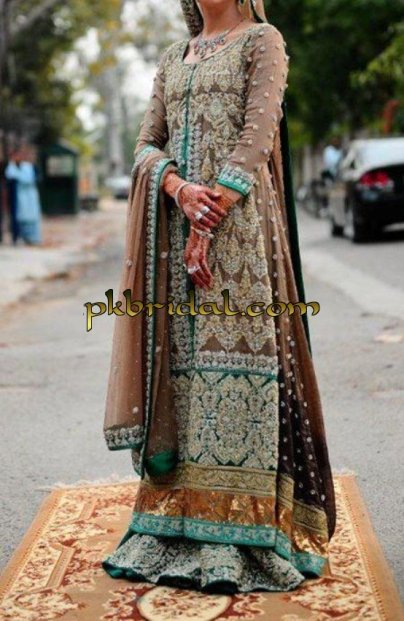 Traditional Bridal Wear Sharara