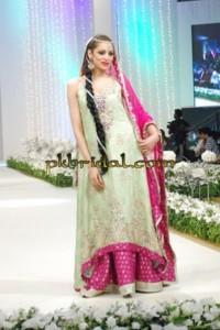 Pink Bridal Sharara