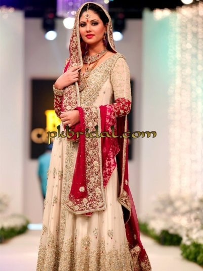 Pakistani Bridal Sharara