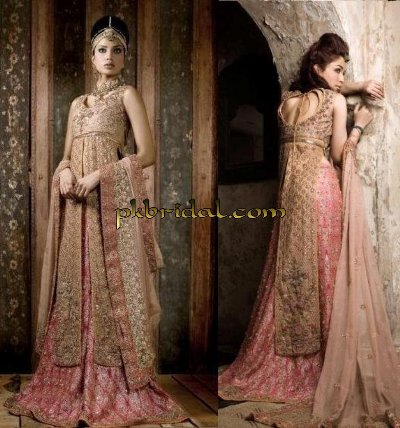Traditional Bridal Sharara