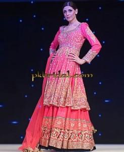 Bridal Sharara Dress