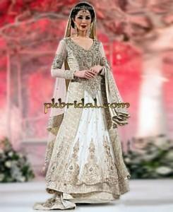 Amazing Bridal Dress