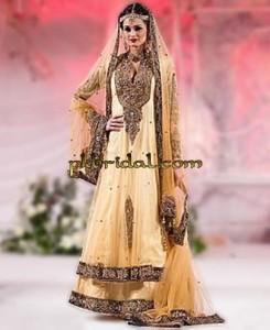 Bridal Dress with Lehenga