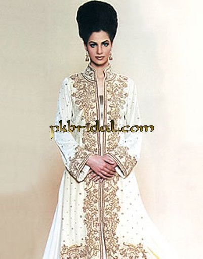 Embroidered Evening Wear