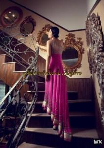 Pink Evening Wear