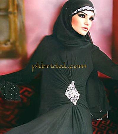 Black Jilbab