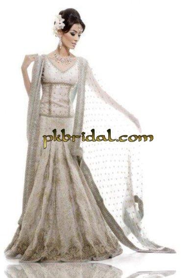 Elegant White Bridal Suit