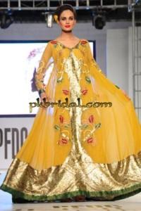 Mehndi Wear Pishwas