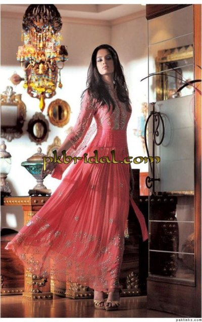 pakistani party wear dresses for women