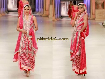 Bright Red Bridal Suit
