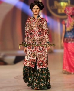 Embroidered Special Occasion Suit