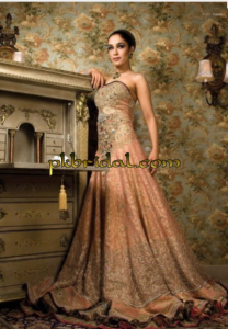 Latest Bridal Wear Collection