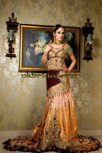 Stylish Bridal Wear
