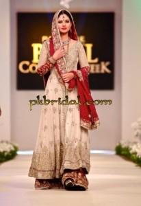 Ivory Chiffon Bridal Dress