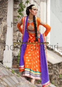 Anarkali Party Wear
