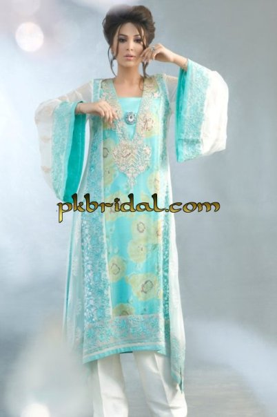 Party Wear Shalwar Kameez