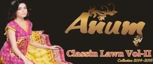 Anum Classic lawn Volume 2