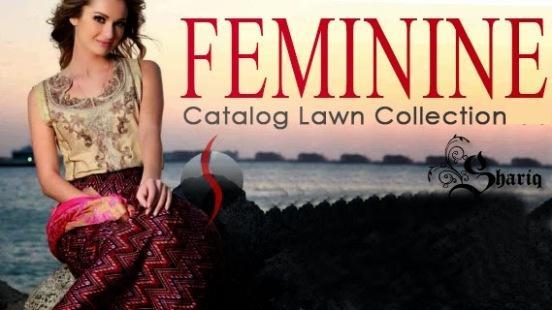 Feminine Lawn