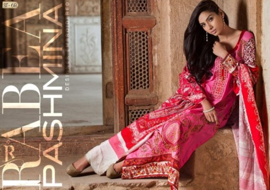 Pashmina Suits