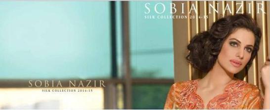 Sobia Nazir Silk