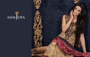 Asim Jofa Designer Suits