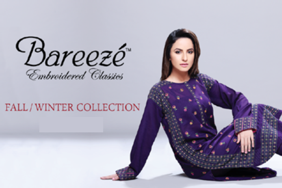 Bareeze Winter