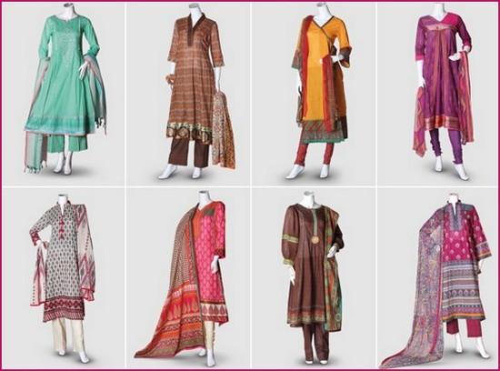 Junaid Jamshed Suits