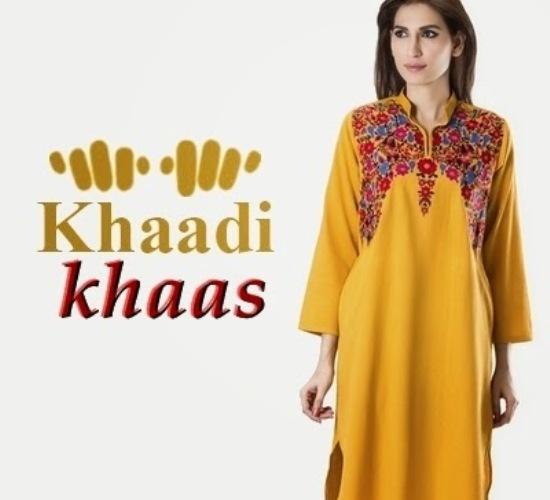 Khaadi Khaas Dresses