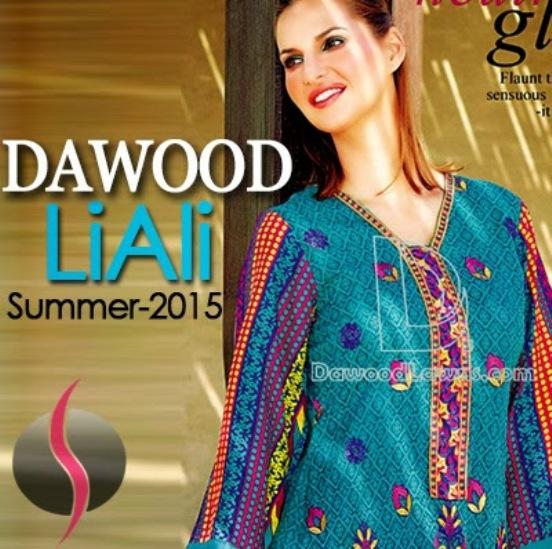 Liali Lawn Suits